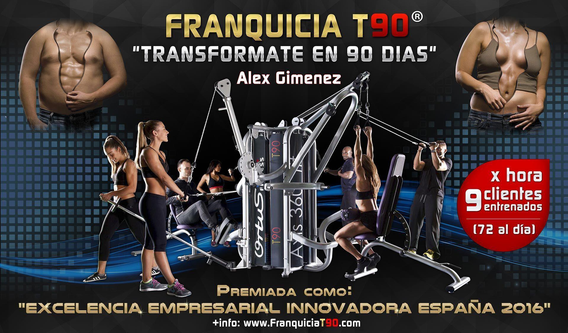 franquicia t90